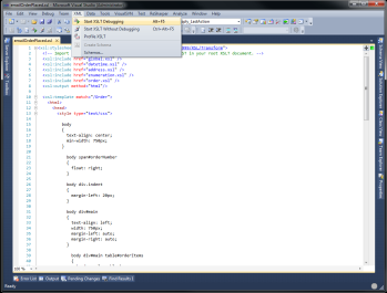xslt – Drawn and Coded