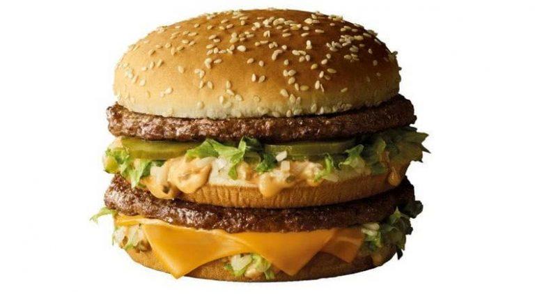 McDonalds BigMac Frankenfood