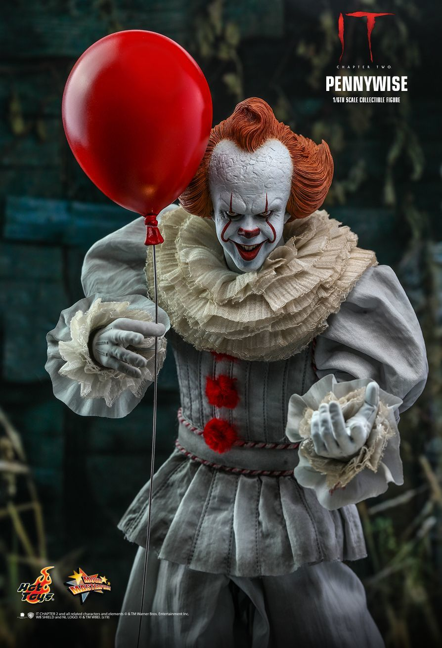 Pennywise, from Stephen King's IT