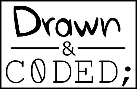 DrawnAndCoded Logo